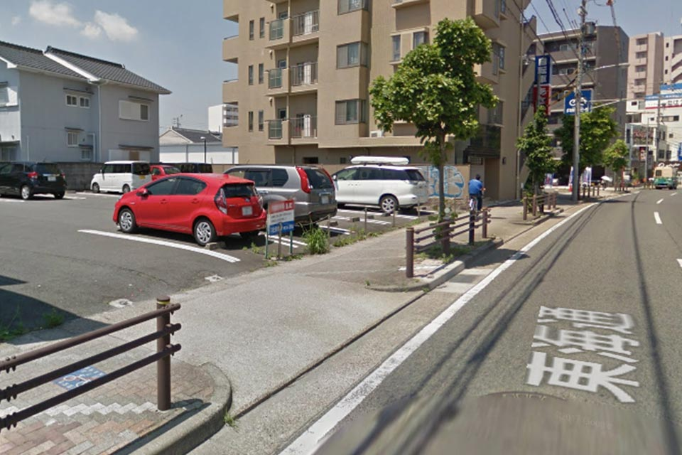 第3駐車場